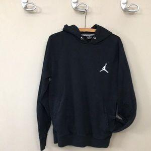 Air Jordan black hoodie